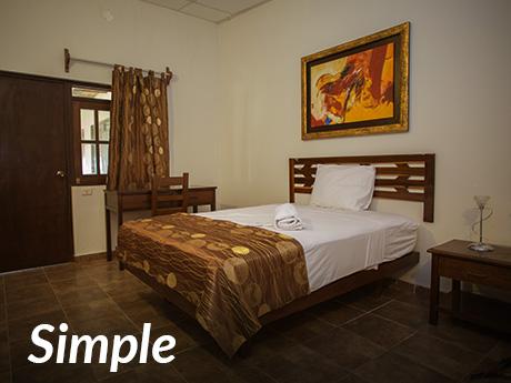 Simple (cama de 2 plazas)
