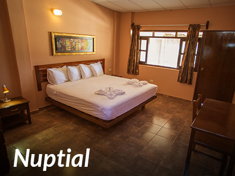 Nuptial (King Size bed)